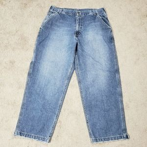 VTG Abercrombie & Fitch Workwear Carpenter Jeans